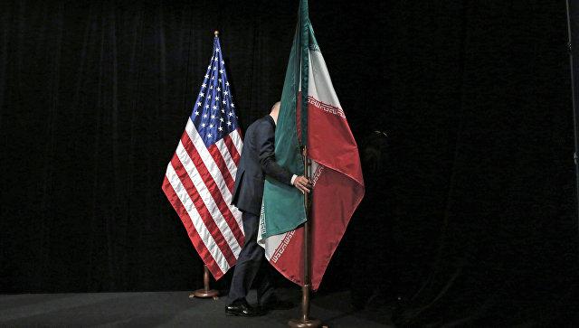 Иран выразил протест США поповоду запрета на заезд