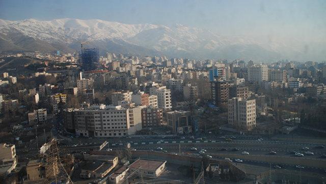 Тегеран. Архивное фото