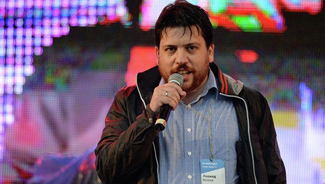 Суд отвергнул жалобу Леонида Волкова на вердикт поделу оповреждении микрофона