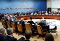 Встреча министров обороны 28 стран-членов НАТО в Брюсселе. 26 октября 2016 года