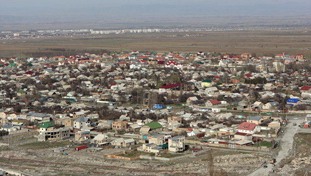 Киргизия. Архивное фото