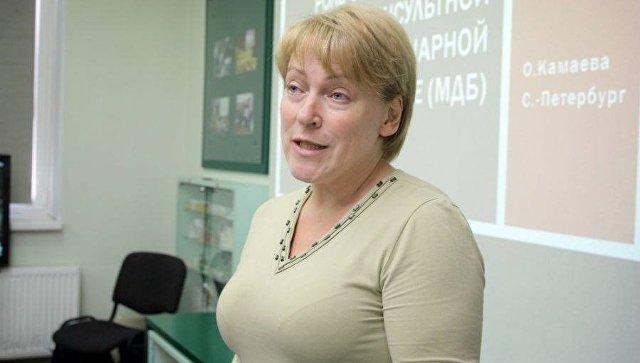 Ольга Камаева, эрготерапевт, эксперт фонда Живи сейчас