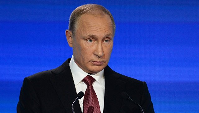 Путин: Вашингтон сделал все, чтобы сорвать договоренности поСирии