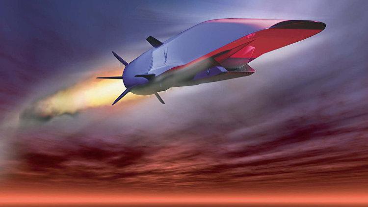 Гиперзвуковая крылатая ракета X-51A Waverider. Архивное фото