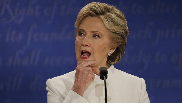 Клинтон опережает Трампа нашесть процентных пунктов— Опрос