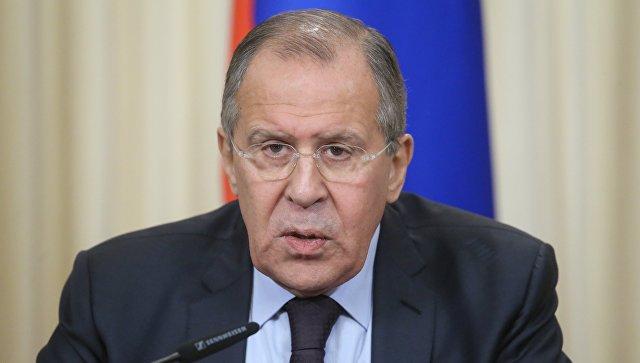 Лавров раскритиковал Запад заего истерику иобвинил вагрессии