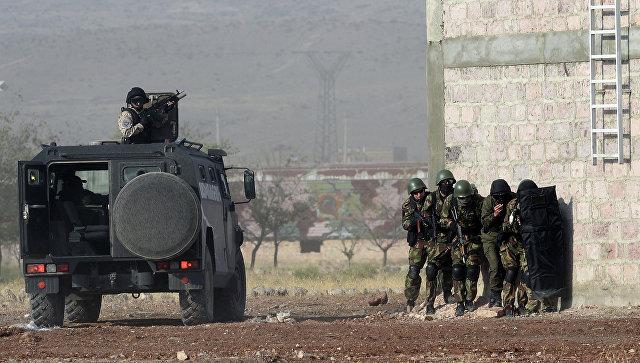ВСюникской области уничтожены схроны боеприпасов азербайджанской стороны