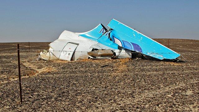 Семьи погибших в катастрофе над Синаем подали иск на 93 миллиарда рублей