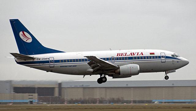 СБУ оскандале с«Белавиа»: Истребители— это выдумка диспетчера
