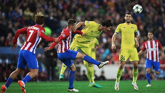 «Ростов» потерпел 4-ое поражение вЮношеской лиге УЕФА