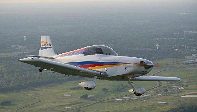 Британский легкомоторный самолет экстренно сел наСахалине из-за обледенения