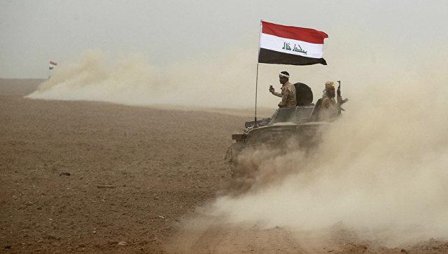 Армия Ирака использует русские ПТРК «Корнет» для борьбы сИГ вМосуле