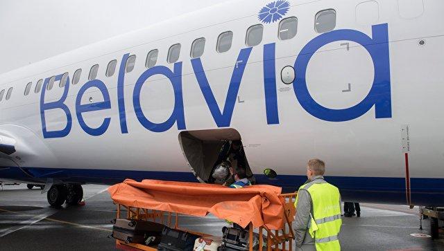 Киев иМинск согласовали сумму компенсации завозврат рейса «Белавиа»