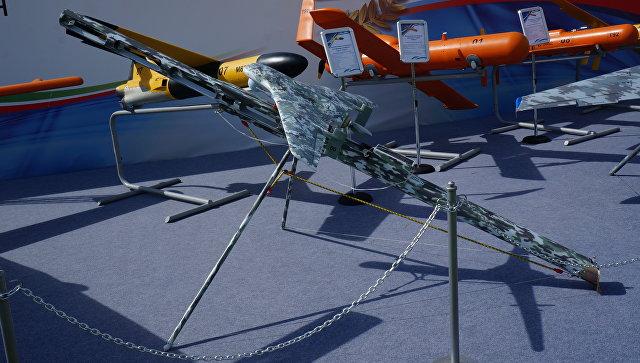 БПЛА Элерон-3СВ. Архивное фото
