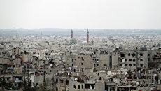 Центральная мечеть города Хомса в Сирии. Архивное фото