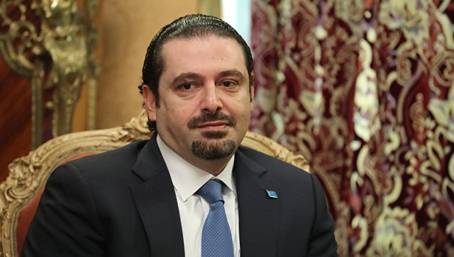 МИД ФРГ приветствует предстоящее возвращение экс-премьера Харири в Ливан
