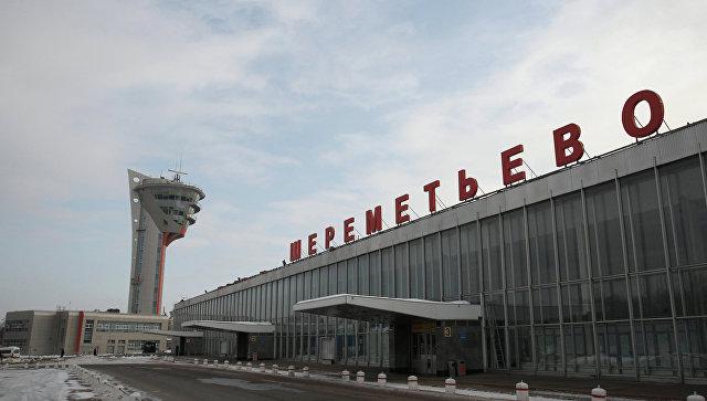 Аэропорт Шереметьево. Архивное фото