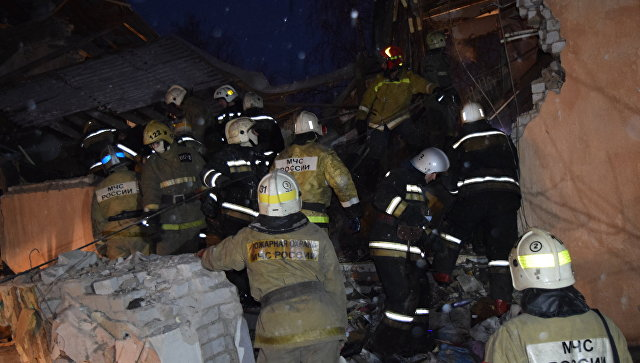 Следователи установили эпицентр взрыва вжилом доме вИваново