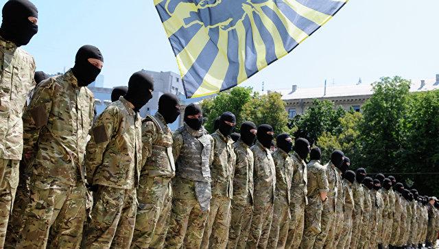 ЛНР: схваченные «азовцы» назвали имена собственных кураторов