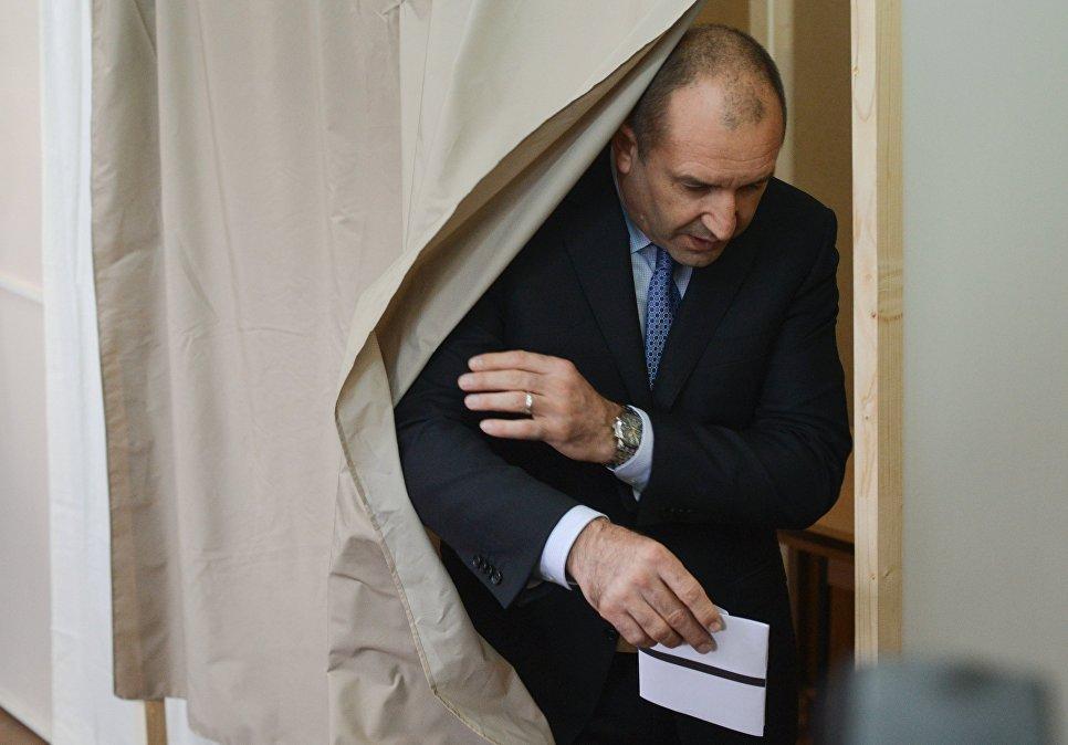 Президент Болгарии назвал «фактом» вмешательство Турции ввыборы