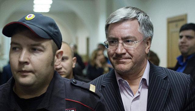Мосгорсуд подтвердил вердикт экс-замглавы Ростуризма поделу охищении