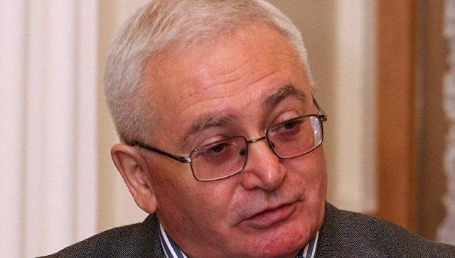 Юрий Светов, политолог и публицист