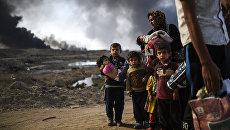 Иракские дети. Архивное фото