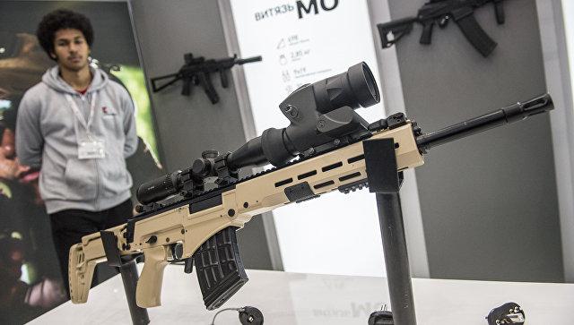 """Выставки """"Армия"""" и Russia Arms Expo объединили"""