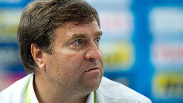 Сальников переизбран главой Всероссийской федерации плавания