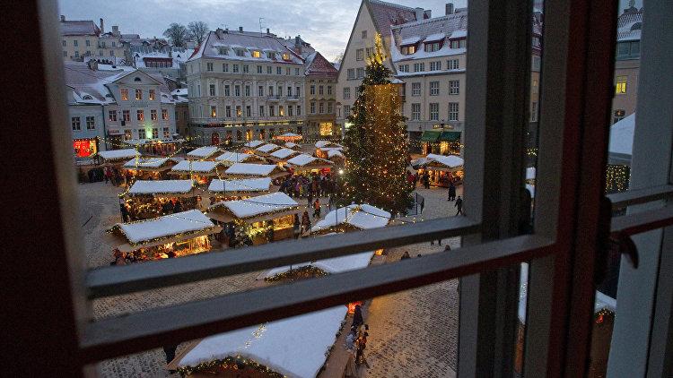 Минобороны Эстонии против патрулирования военными улиц из-за беженцев