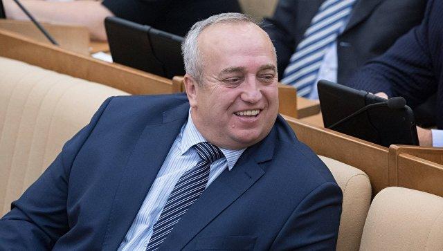 Сенатор Франц Клинцевич. Архивное фото