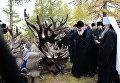Поездка патриарха Московского и всея Руси Кирилла по епархиям, расположенным в регионах Крайнего Севера и Западной Сибири