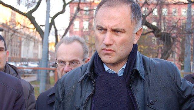 Мутко прокомментировал задержанием Оганесяна