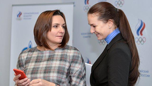 Софья Великая избрана председателем Совета спортсменов ОКР