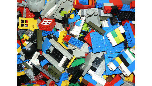 Встолице Англии открылся крупнейший вмире магазин Lego