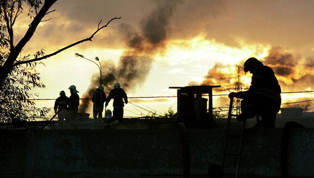 Наюго-западе столицы горожане жалуются назапах сероводорода