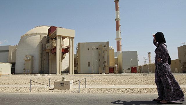 АЭС в Иране, архивное фото