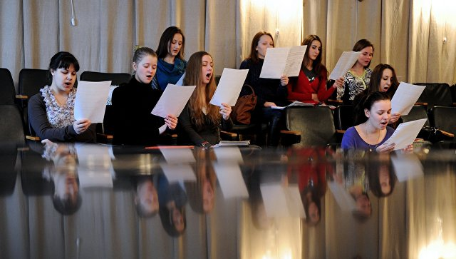 Вице-премьер Голодец анонсировала создание детских хоров влюбой  школе в будущем году