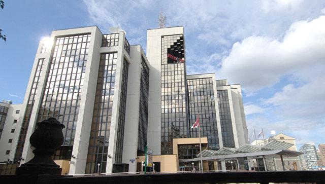 Центральный офис ОАО Лукойл. Архивное фото