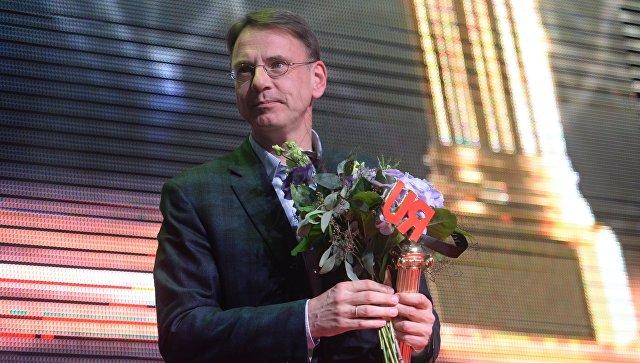В столицеРФ прошла церемония вручения «Премии рунета 2016»