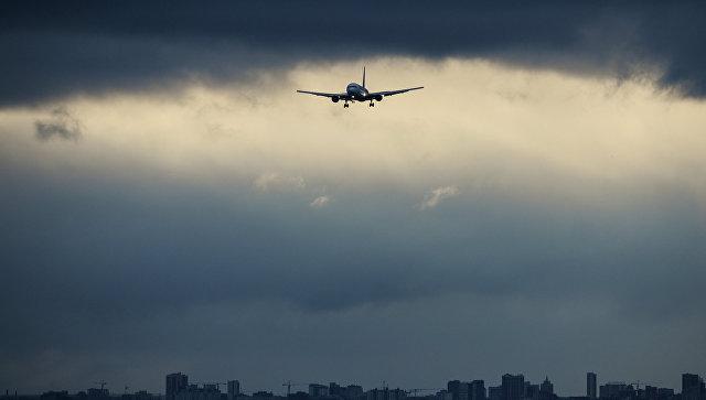 ВНовосибирске экстренно сел летевший изЛондона самолет