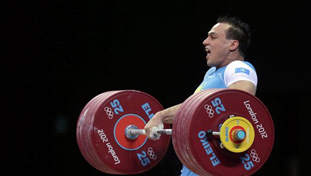МОК лишил 2-х золотых олимпийских наград тяжелоатлета изКазахстана
