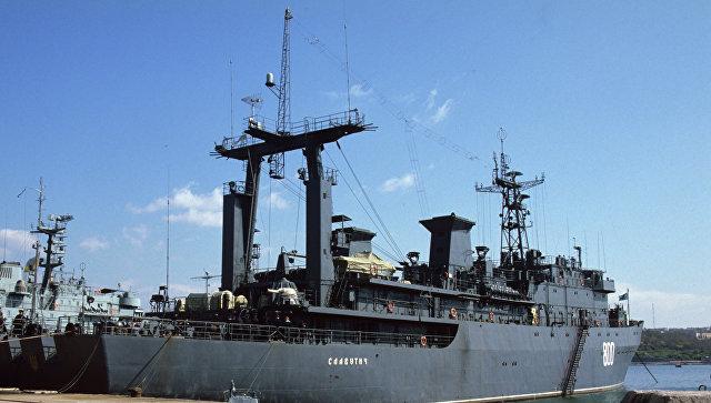 """В Раде заявили о готовности """"уничтожить"""" любой флот на Азове за пять..."""