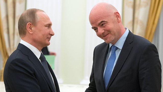 Делегация Сочи примет участие вжеребьевке Кубка Конфедераций FIFA 2017