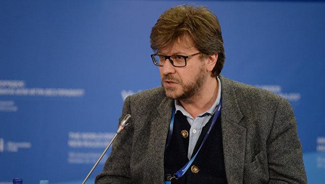 Главный редактор журнала Россия в глобальной политике, директор по исследованиям клуба Валдай Федор Лукьянов. Архивное фото