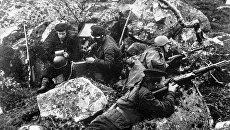 Солдаты. Архивное фото