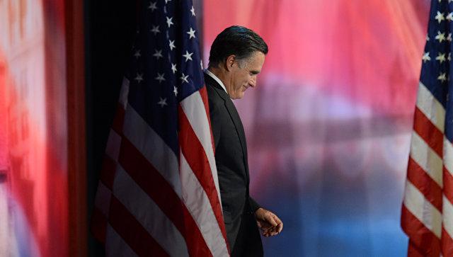 Трамп больше нерассматривает кандидатуру Ромни напост госсекретаря США