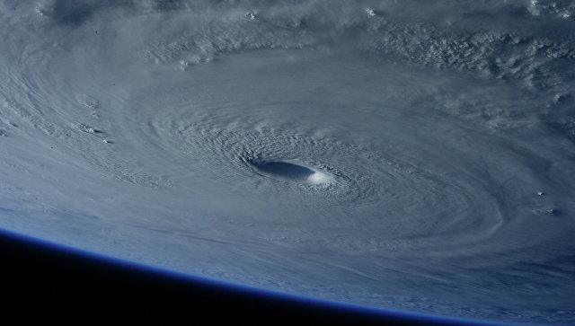 НаюгКитая движется тайфун «Токагэ»