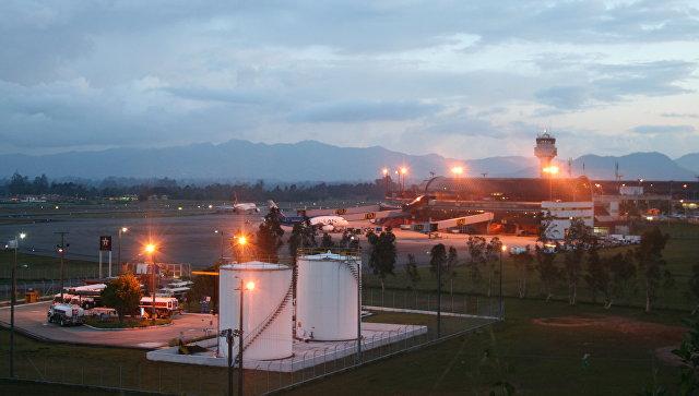 Аэропорт José María Córdova в Колумбии