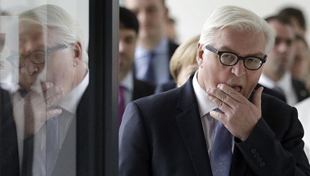 Огромного прорыва врешении украинского кризиса пока нет— МИД Германии